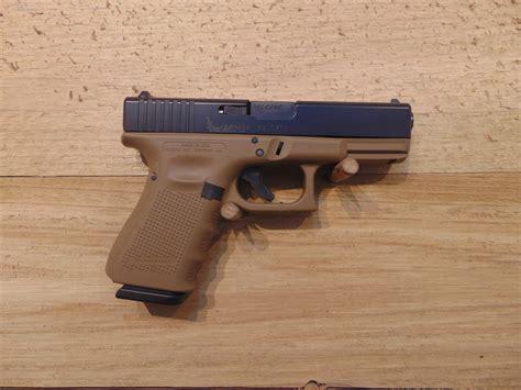 Glock-19 Glock 19 Gen 4 Fde.