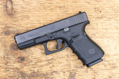 Glock-19 Glock 19 Gen 4 Review Guns And Ammo.
