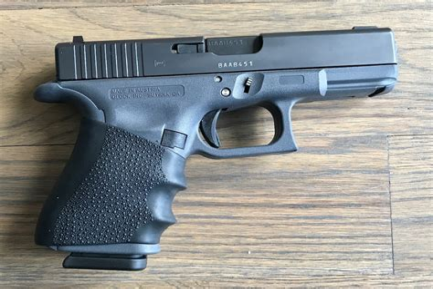 Glock-19 Glock 19 Gen 4 Rifling.