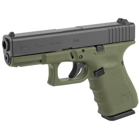 Glock-19 Glock 19 Gen 4 Safe Action.