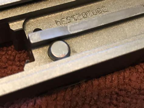 Glock-19 Glock 19 Gen 4 Safety Plunger.