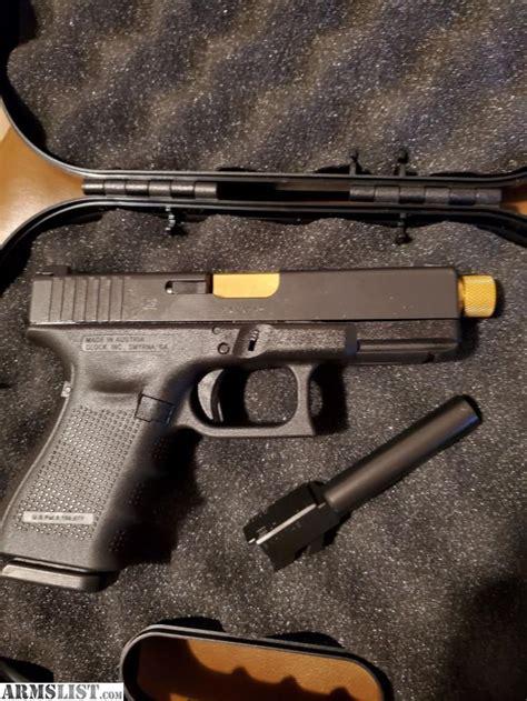 Glock-19 Glock 19 Gen 4 Suppressor.
