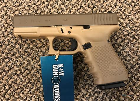 Glock-19 Glock 19 Gen 4 Two Tone.