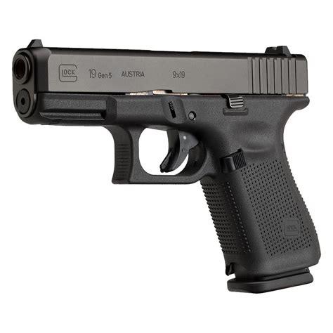 Glock-19 Glock 19 Gen 5.