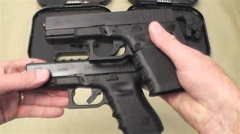 Glock-19 Glock 19 Gen3 Vs Glock 23 Gen 3.