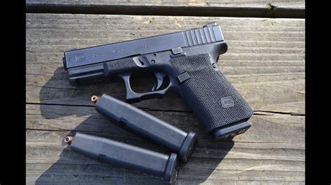 Glock-19 Glock 19 Grip Reduction.