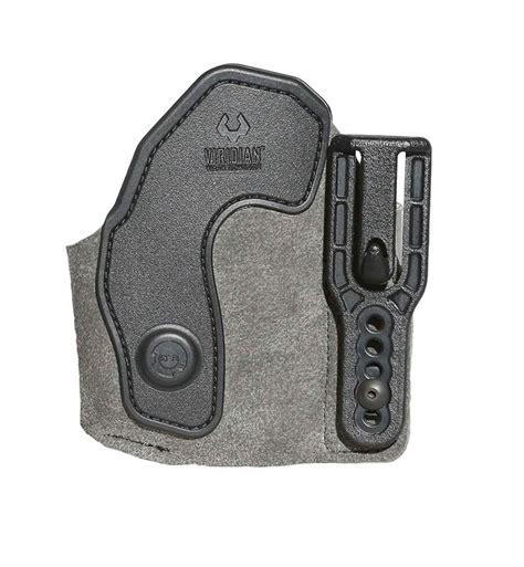 Glock-19 Glock 19 Holster Iwb Kydex With Viridian Laser.