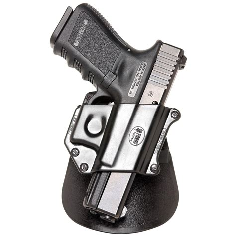 Glock-19 Glock 19 Holster With Imag Pouch