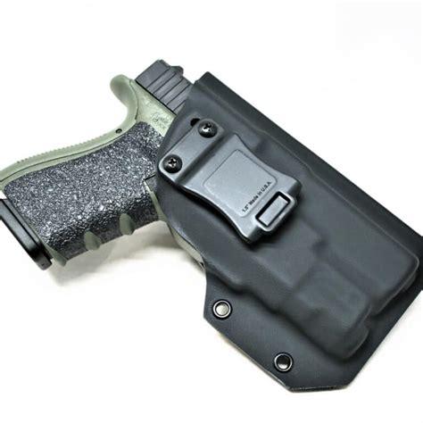 Glock-19 Glock 19 Holster With Inforce Apl Holster.