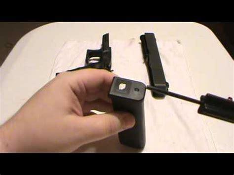 Glock-19 Glock 19 Magazine Disassembly.