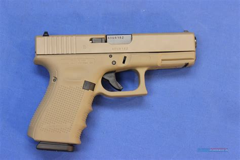 Glock-19 Glock 19 Magpul Fde For Sale.