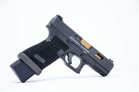 Glock-19 Glock 19 Magwell Taran.