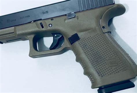 Glock-19 Glock 19 Manual Safety Gen 4.