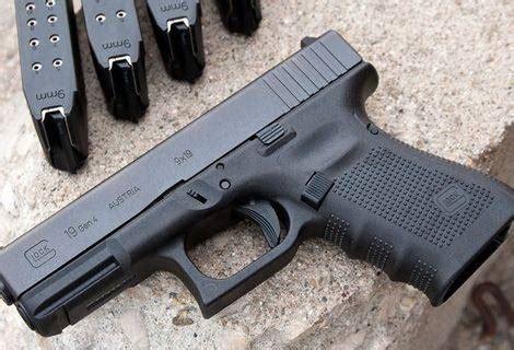 Glock-19 Glock 19 Manufacturing Dates.