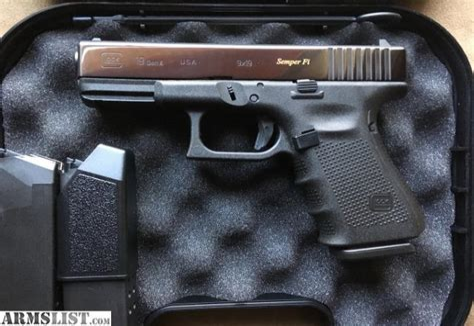 Glock-19 Glock 19 Marine Version.