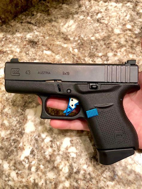 Glock-19 Glock 19 New Trigger