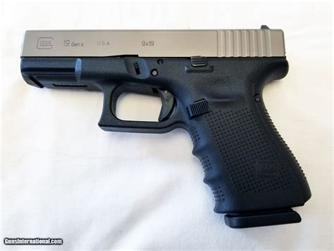 Glock-19 Glock 19 Nib-X 9mm Review.