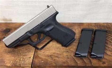 Glock-19 Glock 19 Nibx Finish.