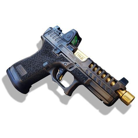 Glock-19 Glock 19 Rail Attachments.