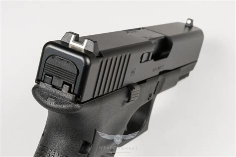 Glock-19 Glock 19 Sights.