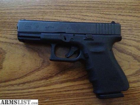 Glock-19 Glock 19 Subcompact.