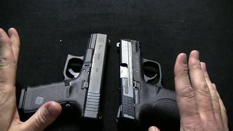 Gun-Shop Glock 19 Vs Smith And Wesson M&p.