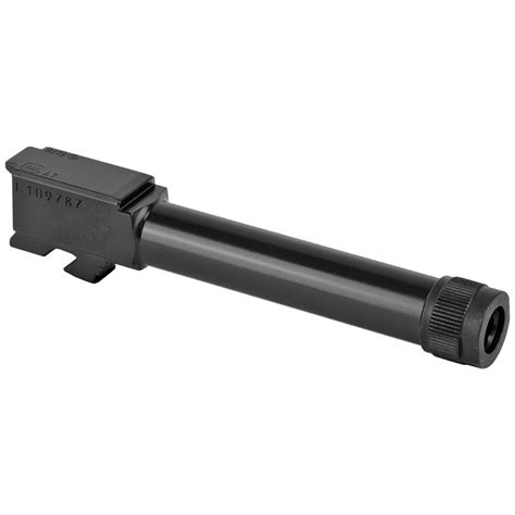 Glock-19 Glock 19 With Threaded Barrel Review.