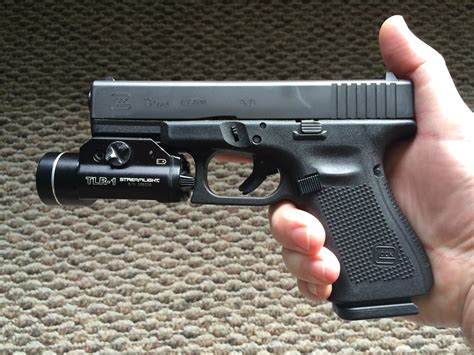 Glock-19 Glock 19 With Tlr1.