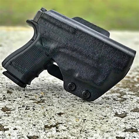 Glock-19 Glock 19 With Tlr6 Holster.