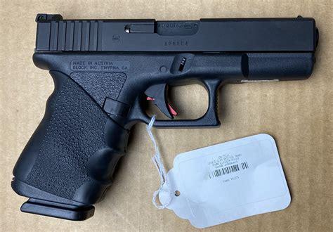 Glock-19 Glock 19 Zev Trigger.
