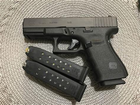Glock-19 Glock Model 19.