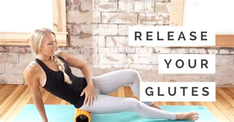 glute and hip flexor stretches youtube foam cannon