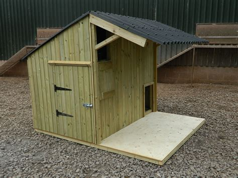 Goat Barn Plans Ideas