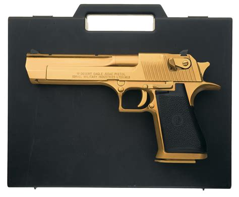 Desert-Eagle Golden Desert Eagle 50 Cal Price.