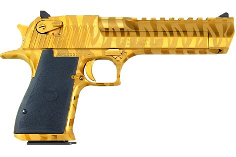 Desert-Eagle Golden Tiger Desert Eagle Airsoft.