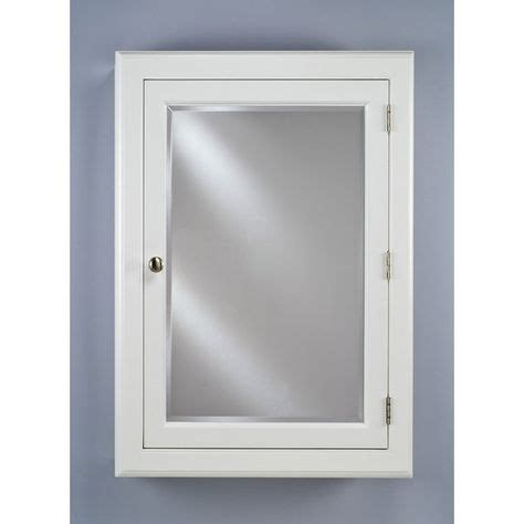 "Goldstein 25.25"" x 33"" Recessed Framed Medicine Cabinet With Adjustable Shelve by"
