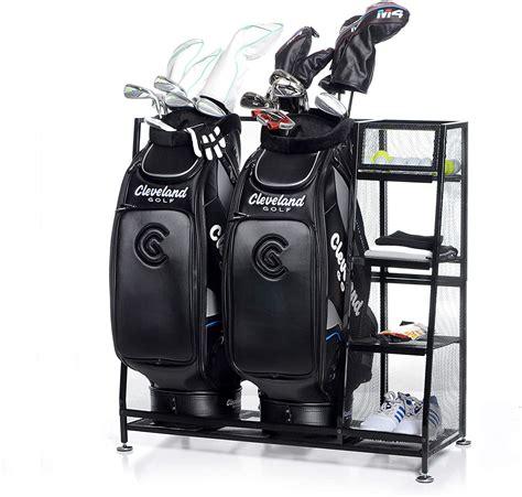 Golf Bag Caddy Organizer