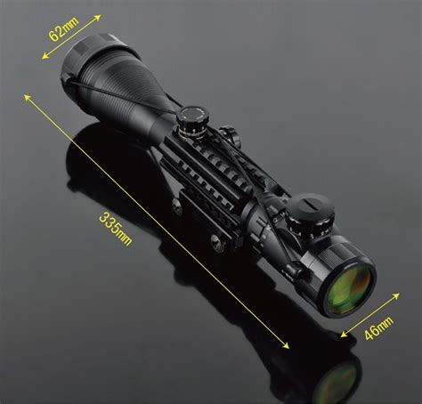 Rifle-Scopes Good Air Rifle With Night Vision Scope.