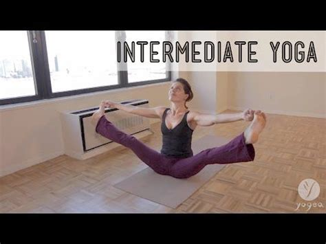 good hip flexor stretches yoga youtube intermediate accounting