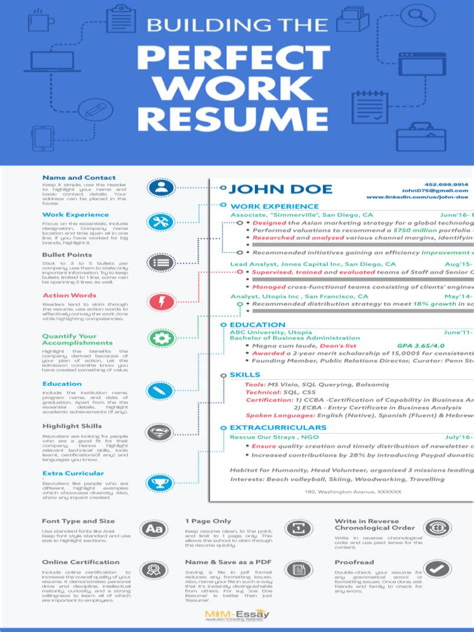 good it resume resume tips picking good references study - It Resume Tips
