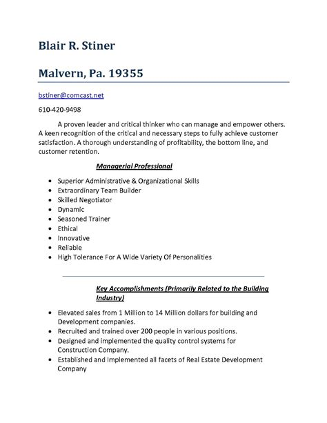 good personal qualities to put on a resume sample resume cover