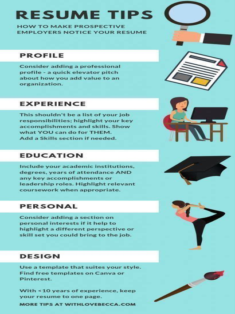 good resume making tips resume tips huffpost - Resume Making Tips