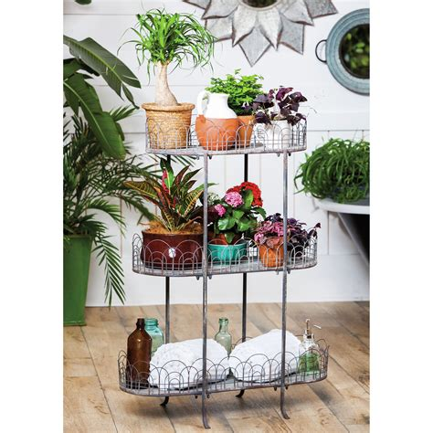 Goodhue Multi-Tiered Plant Stand