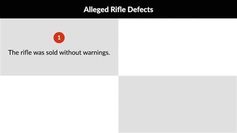 Gunkeyword Gower V Savage Arms.