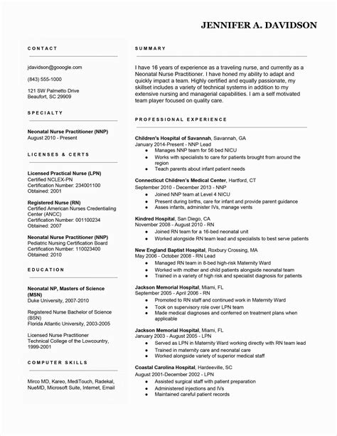 Graduate Nurse Resume Cover Letter Examples | Offers On Hsbc ...