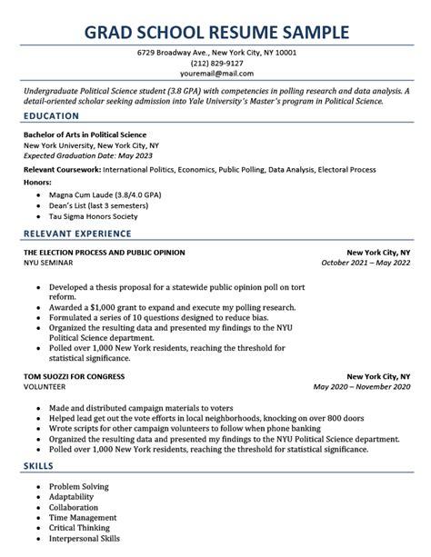 graduate school resume samples education resume free cv samples graduate school resume samples