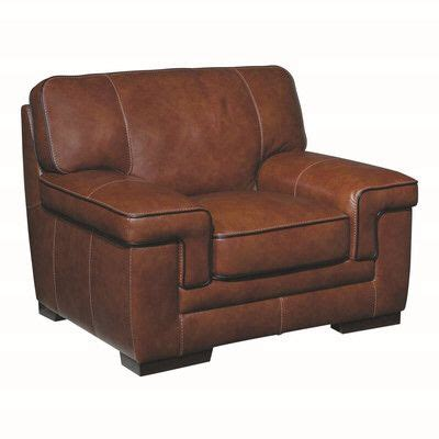 Grand Isle Leather Upholstered Armchair