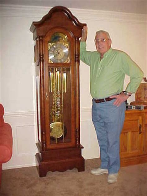 grandfather clock plans free download