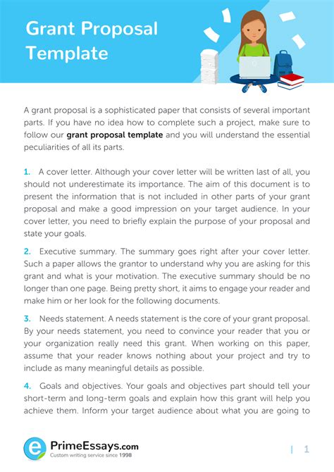grant proposal sample cover letter guidelines for writing a good grant proposal cover letter - Grant Proposal Cover Letter