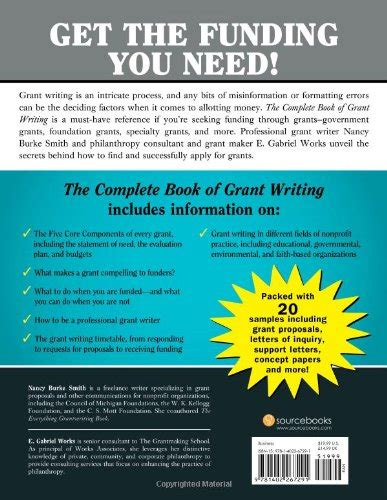 grant writing positions